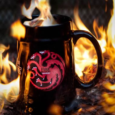 House Targaryen Game of Thrones Stein