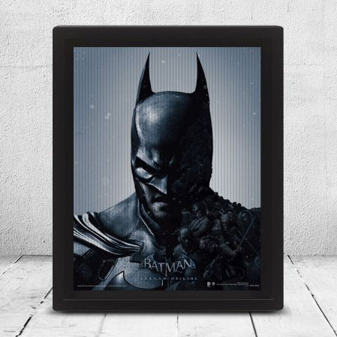 3D Art Batman