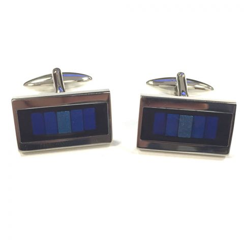 Tonal Blues Cufflinks