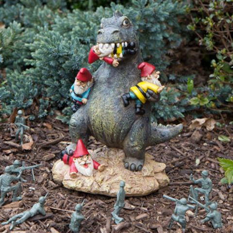 Great Garden Gnome Massacre