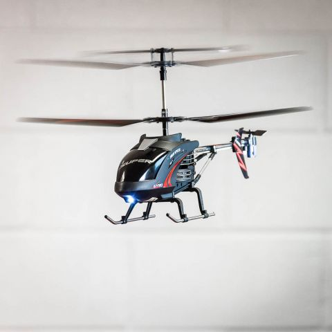 Almost Indestructible Helicopter