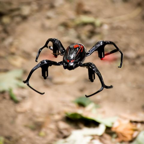 Acrobatic Spider Drone
