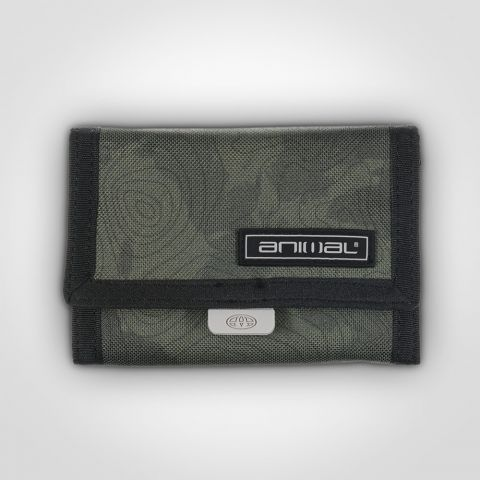 Animal DW6WJ011 Wile Camo Wallet