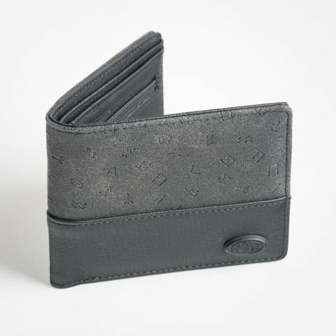 Animal Chuck Wallet Black