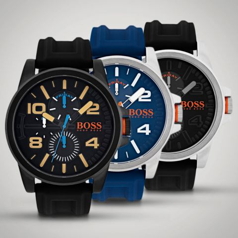 Hugo Boss Detroit Watches