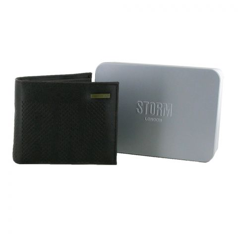 Storm Centric Brown Wallet
