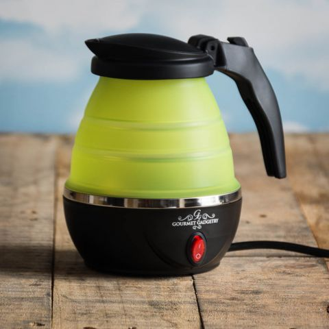 Collapsible Travel Kettle
