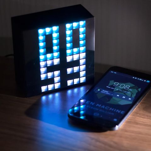 Divoom Aurabox LED Speaker 7