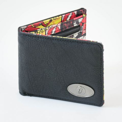 The Flash Logo Wallet