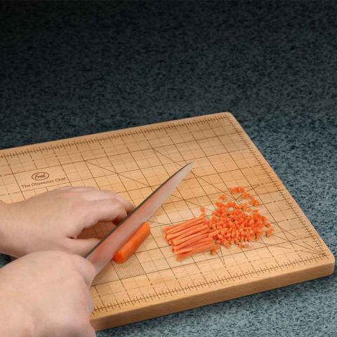 Fred Obsessive Chef Chopping Board