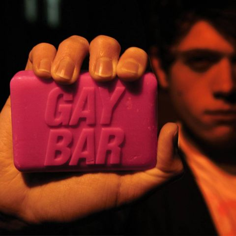 Gay Bar Soap