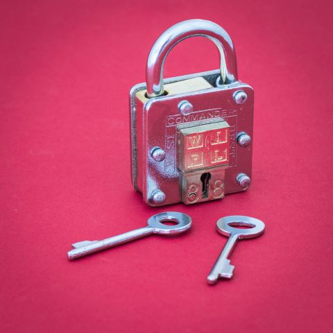 Great Minds Houdini Lock Puzzle