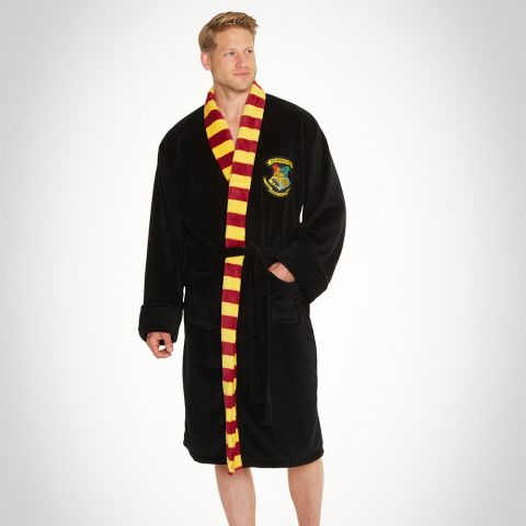 Harry Potter Hogwarts Bathrobe