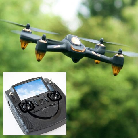 Hubsan X4 FPV Brushless main