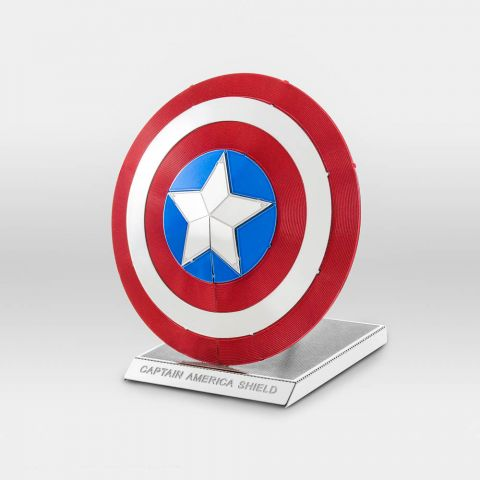 Metal Earth Captain America's Shield