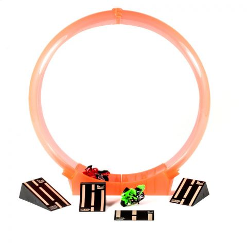 Micro Riderz Loop and Jump Pack
