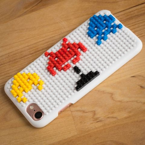 Microblock Phone Case for iPhone 6 and 7
