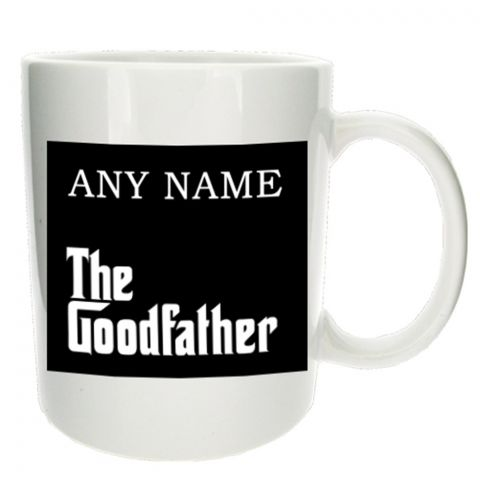 Personalised 'Goodfather' Mug