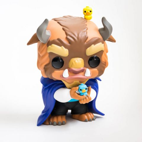 Beauty and the Beast Beast Pop! Vinyl