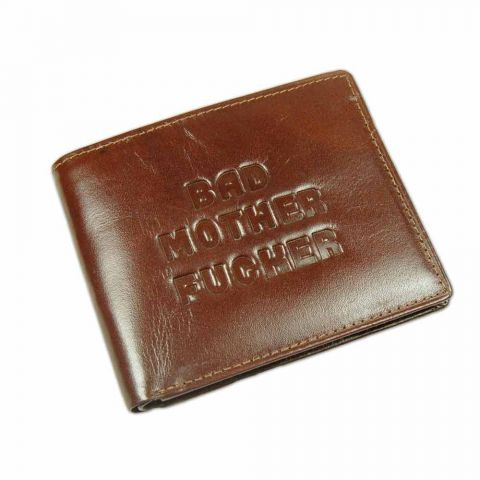 Pulp Fiction Bad Mother Mens Wallet
