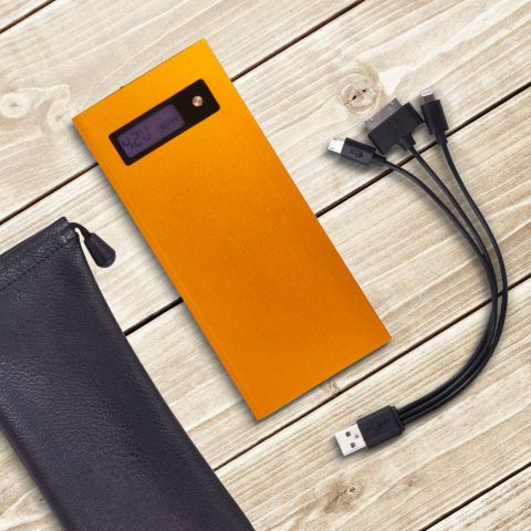 Slim Dual Power Bank 1