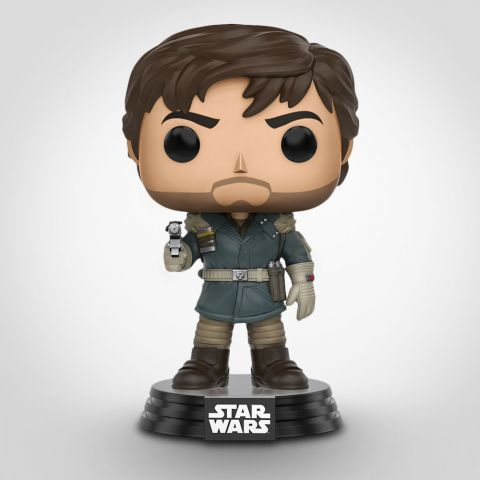 Star Wars Rogue One Cassian Andor Pop! Vinyl