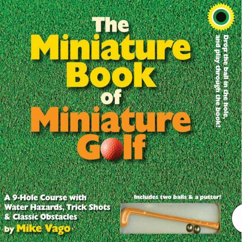The Mini Book of Mini Golf