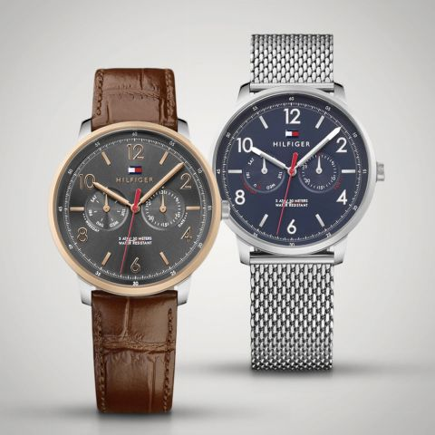 Tommy Hilfiger Will Watches
