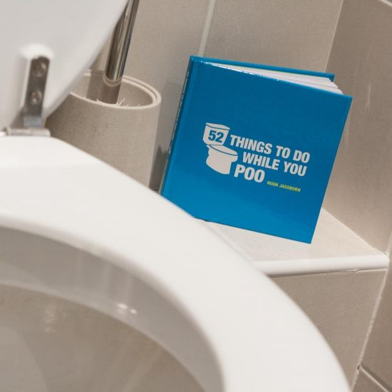 52 Things To Do While You Poo 5