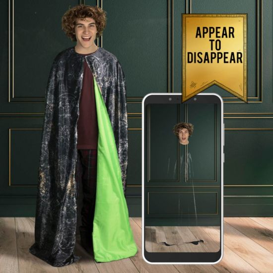 Harry Potter Invisibility Cloak - lifestyle