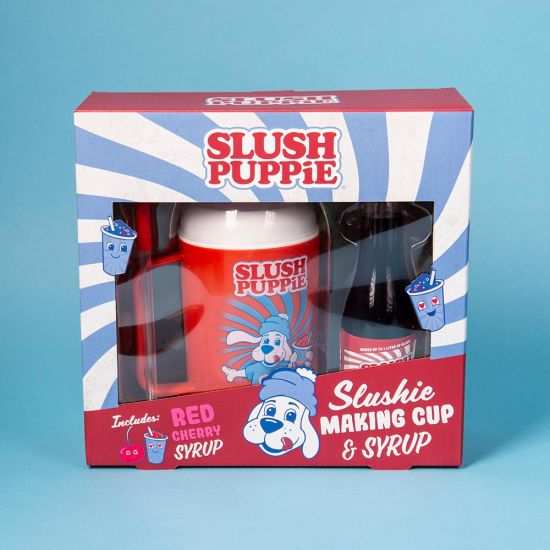 Slush Making Cup Red Pack