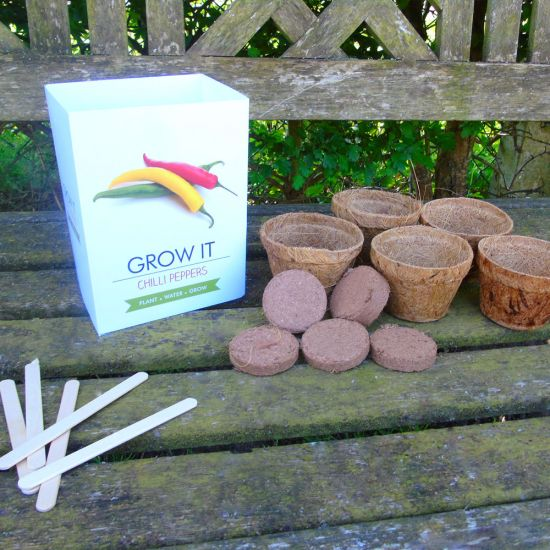 Grow It Chilli Plants
