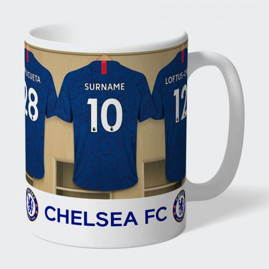 Chelsea Mug - Grey Background