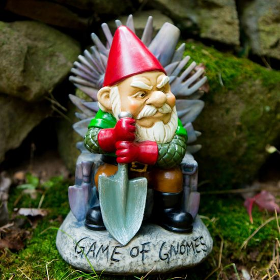 Game of Gnomes Gnome