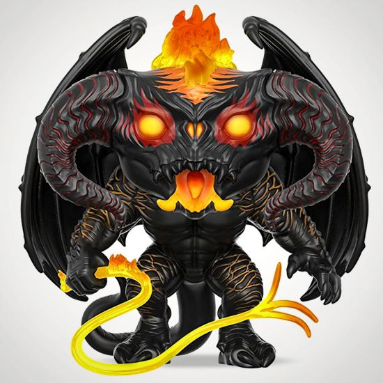 Lord of the Rings Oversized Balrog Pop! Vinyl