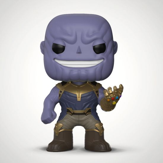 Marvel Avengers Infinity War Thanos Pop! Vinyl