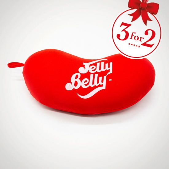 Jelly Belly Vibrating Massage Cushion