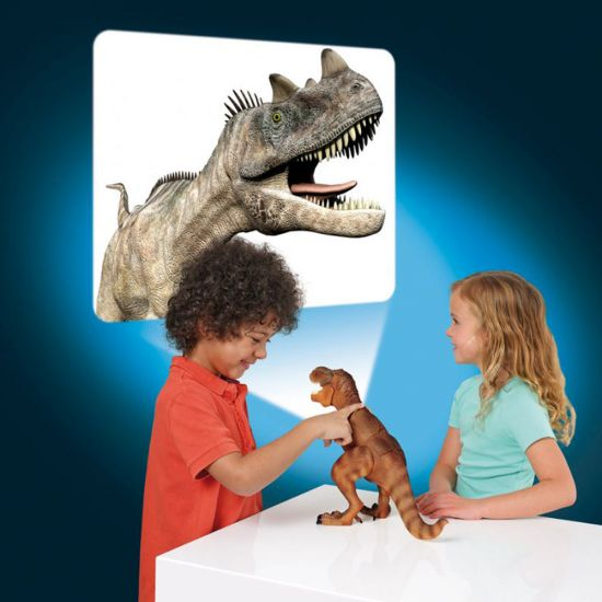 T-Rex Projector and Room Guard - Lifestyle