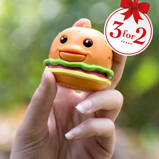 Mojimoto Burger - MenKind Exclusive