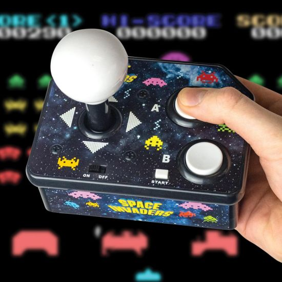 Space Invaders Arcade Style TV Joystick