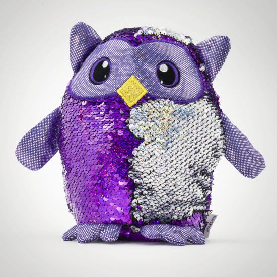 "Mystery Shimmeez 8"" – Reversible Sequin Squeezy Toys"