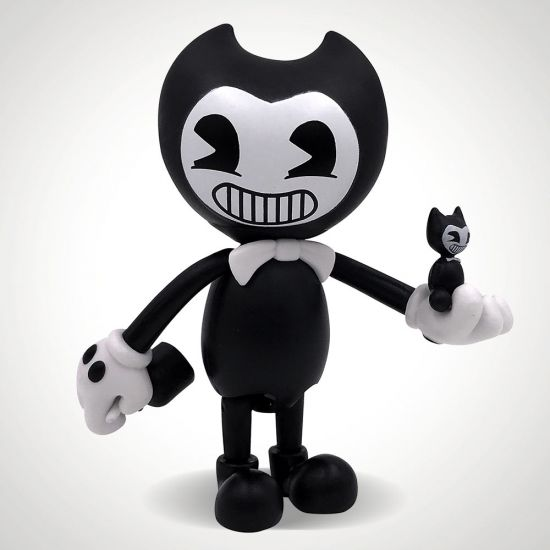 "Bendy and the Ink Machine 5"" Action Figure - Bendy"