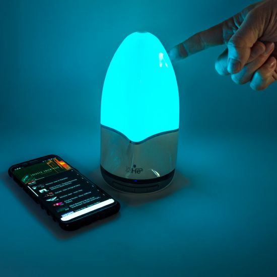 Colour Changing Bluetooth Speaker - Lifestyle