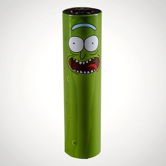 Rick & Morty Pickle 2600 mAh Tube Powerbank