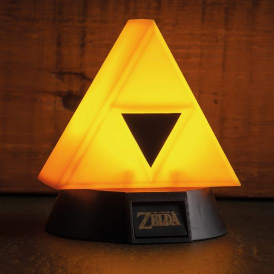 Legend of Zelda Triforce Icon Light - Lifestyle