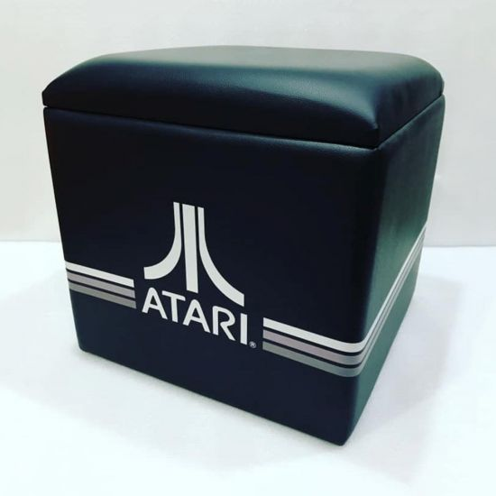 Atari Pong Stool – Atari Pong Table Accessory
