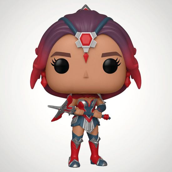 Fortnite Valor Pop! Vinyl - Grey Background