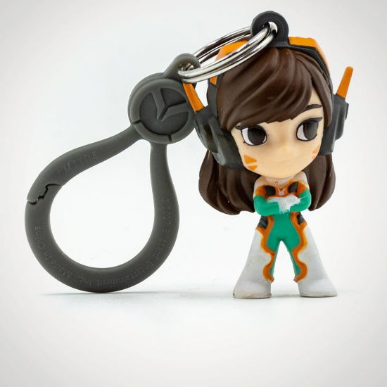 Overwatch Series 2 Back Pack Hangers - Grey Background