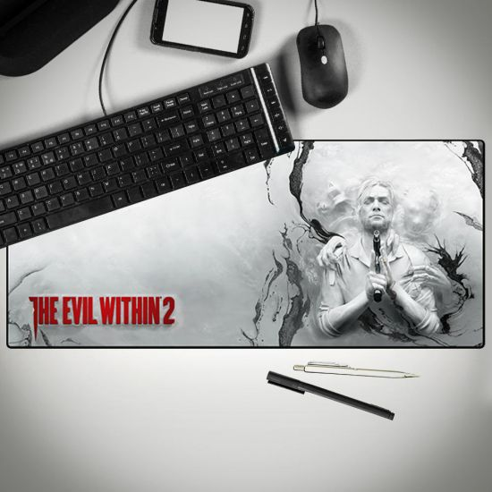 The Evil Within 2 Oversize Mousepad - lifestyle