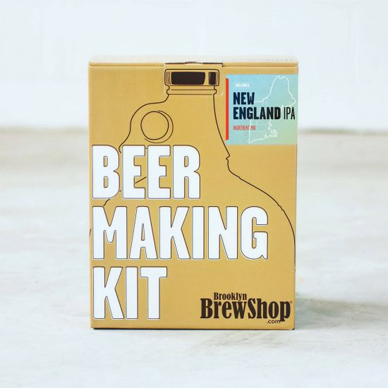 New England IPA Beer Making Kit - lifestyle